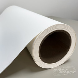 Film Polyester Blanc 220µ - 190g/m² - 0.914m x 20m