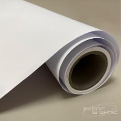 """Papier couché blanc 100g - 3"""""""