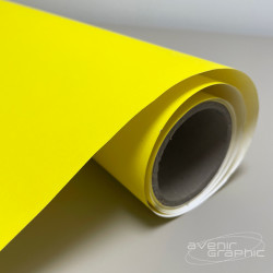 Papier couché jaune M1 130g