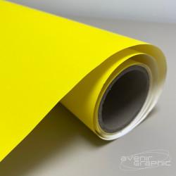 Papier couché jaune 95g