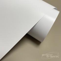 Papier non couché blanc...