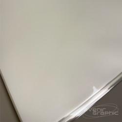Film polypropylène mat 100g/m² - 150µ - 1.016m x 46m - mandrin 3''