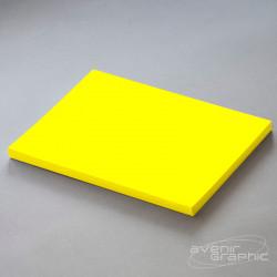 Papier A4 jaune fluo 80g