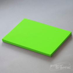 Papier A4 vert fluo 80g