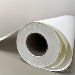 Papier Couché Jaune Fluo M1-130g/m² 0.914 x 45m