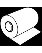 Rouleaux de papiers et supports pour vos impressions